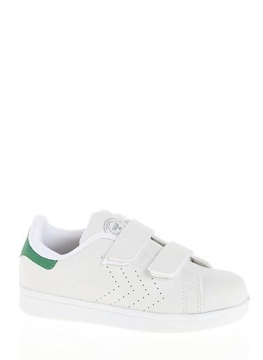 Hummel Çocuk Ayakkabı Walter 202688-9208 Yeşil